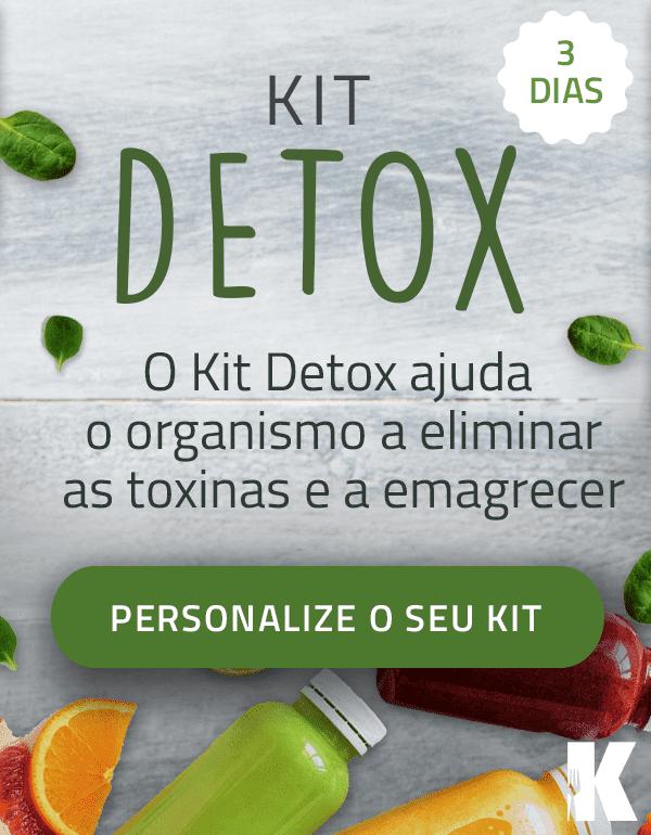 Kit Detox 3 dias